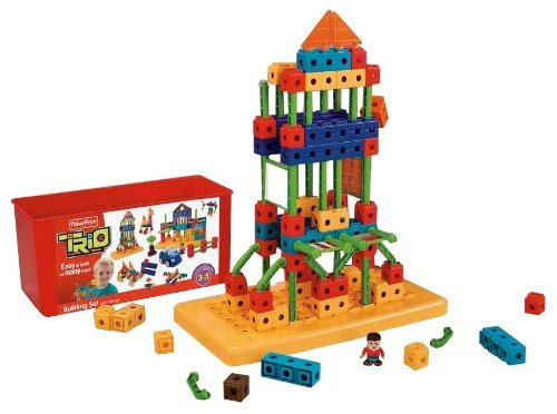 Fischer Price Building Blocks Toys For Baby Baby