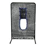 Louisville Slugger L60125 Pro Style Portable Pitching Screen