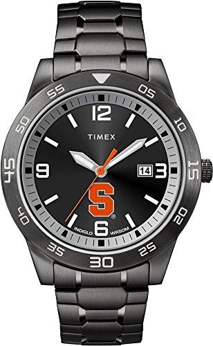 Timex Syracuse University Men's Black Acclaim Watch