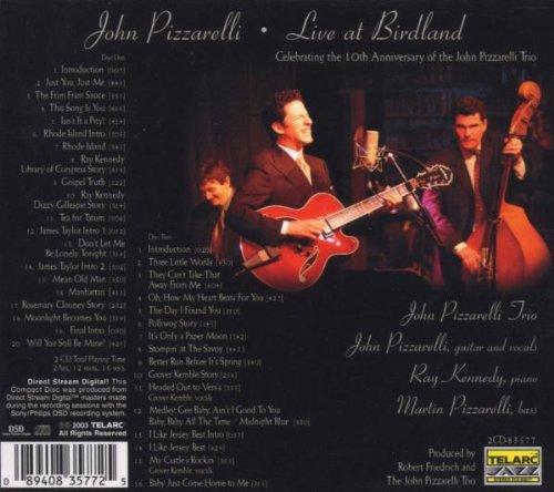 Live At Birdland [2 CD] by Telarc