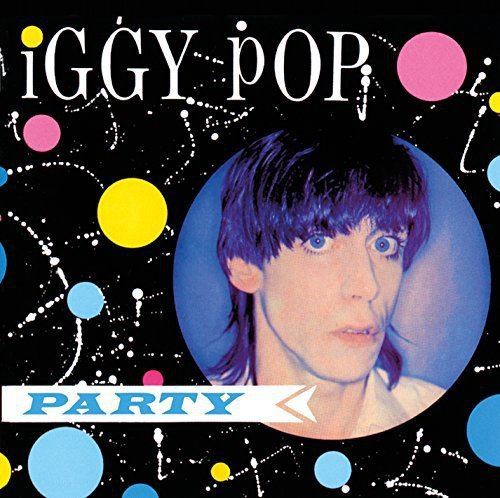 CD : Iggy Pop - Party (Holland - Import)
