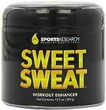 Sweet Sweat Skin Cream, 13.5 Ounce Jar, Health Care Stuffs