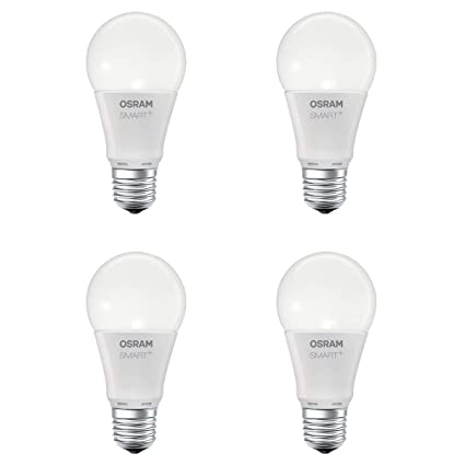 4er Pack OSRAM SMART+ CLASSIC A 60 E27 8,5W (wie 60W) 810 lm warm white dimmable