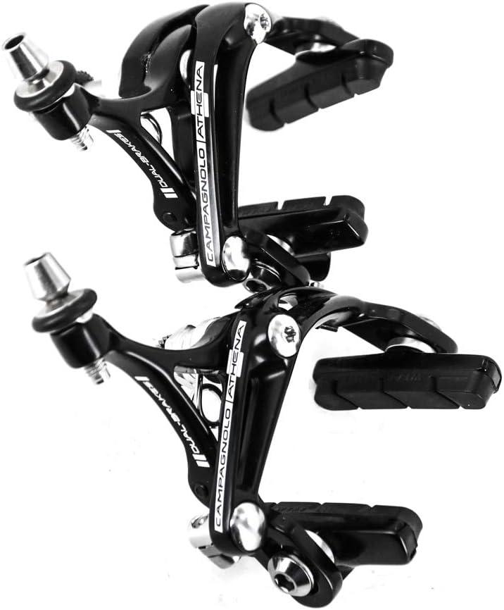 Campagnolo Campy Athena Road Bike Caliper Brakeset Front Rear Black New