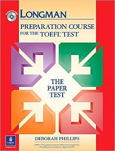 Longman Paper Test Book