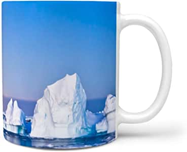 Clubdeer Arctic Ocean 11OZ Ceramic Tea Cup Gift Ideas for ...
