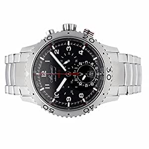 Breguet Type XX, XXI, XXII automatic-self-wind mens Watch 3880ST/H2/SX0 (Certified Pre-owned)