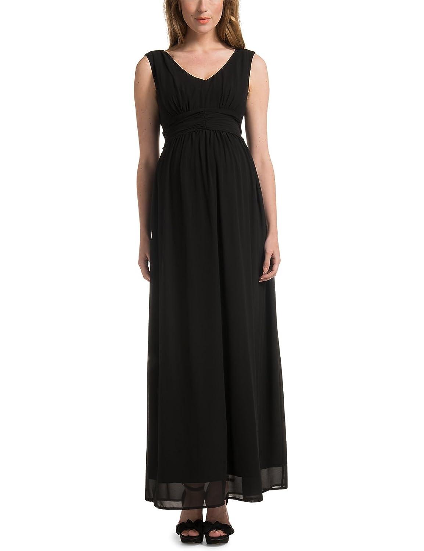 Noppies Damen Umstandsmode Kleid 40172, V-Ausschnitt