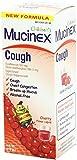 Mucinex Children's Cough Suppressant, Cherry 4 oz (Pack of 10)