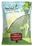 Organic Sprouting Green Peas by Food to Live — 15 Pounds