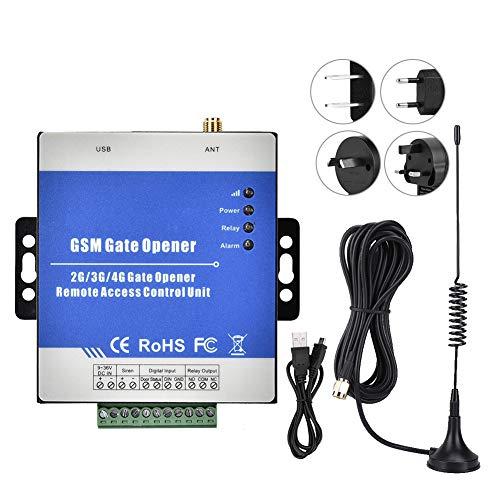 Door Remote Controller, RTU5025 Wireless Remote GSM Gate Opener Operator, Garage Door Access Controller, GSM/GPRS/3G…
