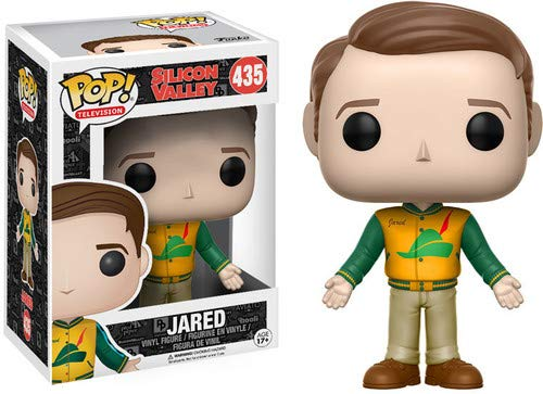 Funko POP Television: Silicon Valley Jared Toy Figures