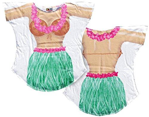 Hula Girl Shirt - 1