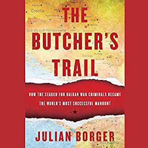 The Butcher's Trail Audiobook