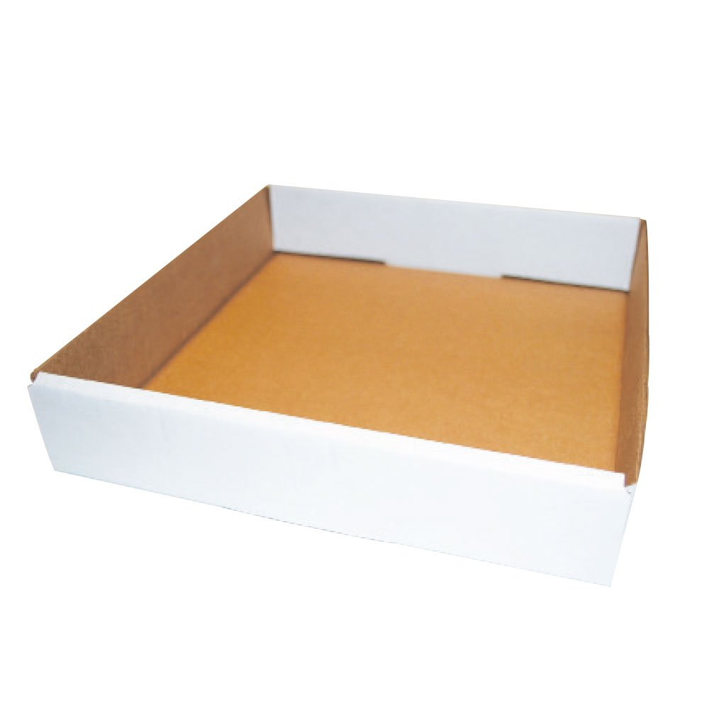 Trays Only, Cardboard, Narrow, 50 Trays/Unit