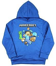 Minecraft Boy\'s Pullover (X-Large 14/16)