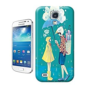 Unique Phone Case Watercolor girl#4 Hard Cover for samsung galaxy s4 cases-buythecase by lolosakes