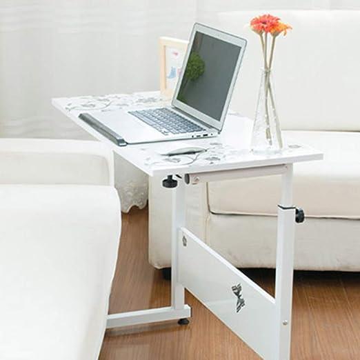 XWYZDZ Escritorio XWYSC Mesa Plegable, Escritorio pequeño elevable ...