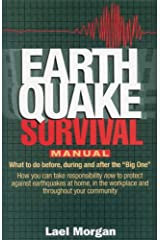 Earthquake Survival Manual Paperback