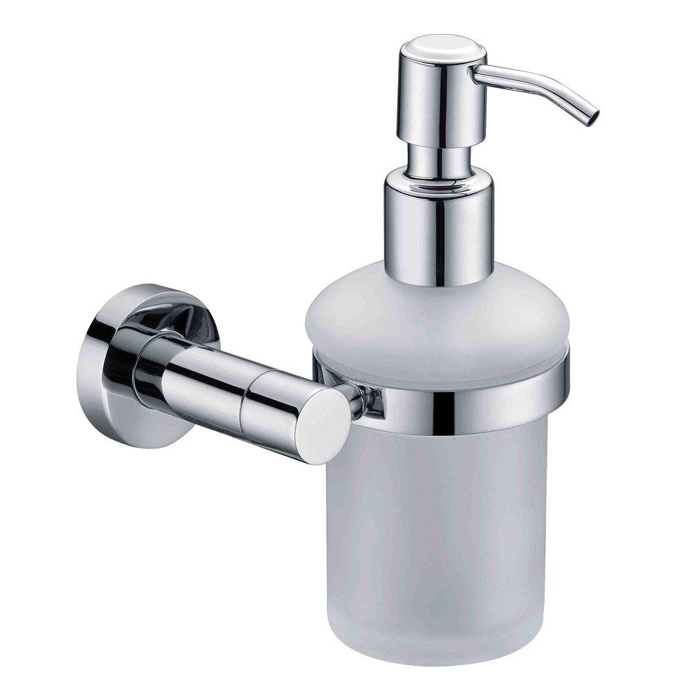 Excellent kinse bouteille savon liquide porte savon laiton for Dispenser sapone ikea