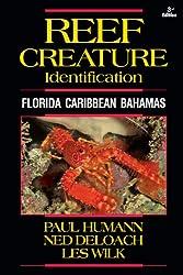 Reef Creature Identification: Florida Caribbean Bahamas (Reef Set (New World))