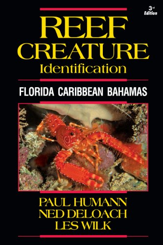 Reef Creature Identification: Florida Caribbean Bahamas 3rd Edition (Reef Set) (Reef Set (New - Florida Reef