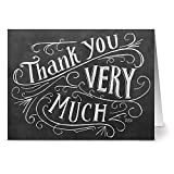 Handlettered Thank You Very Much - 36 Chalkboard - Best Reviews Guide