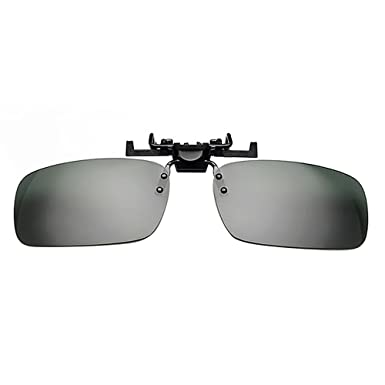 Vococal® Polarized Clip-on Sunglasses Lentilles K9iGl7Dx7