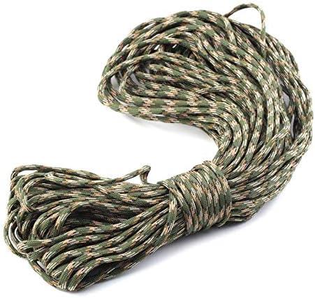 10 colores 550 Cuerda de paracaídas Cuerda de cordón Tipo de ...