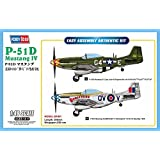 Hobby Boss Easy Assembly P-51D Mustang IV Airplane Model Building Kit