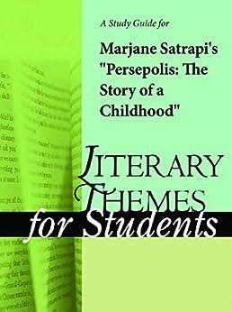 Persepolis story childhood essay