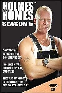 amazoncom holmes on homes season 5 mike holmes frank