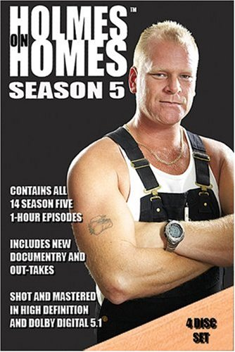 Holmes on Homes: Season 5 by Bfs Entertainment