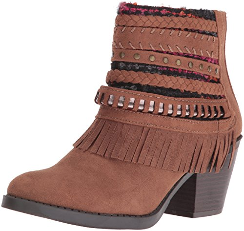 Ankle Cognac Bootie Sugar Tallyho Women's v4qSnHxEw