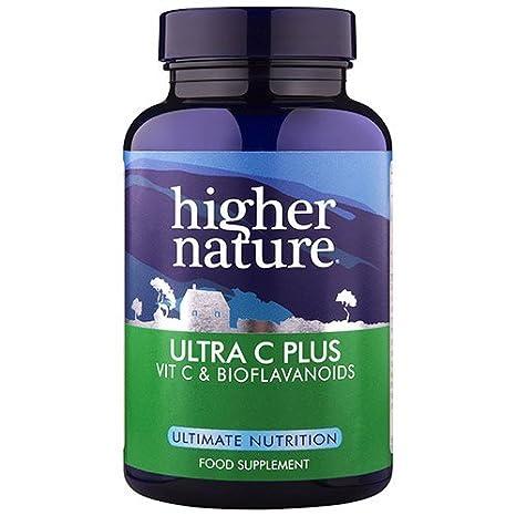 Higher Nature Ultra C Plus, 90 tabletas