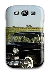 [mJXEqrw3772dbMhM]premium Phone Case For Galaxy S3/ Girls And Cars Tpu Case Cover