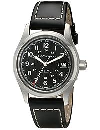 Hamilton Men's H70455733 Khaki King GMT Watch
