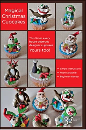 Super Easy Christmas Cupcake Ideas and Decorations