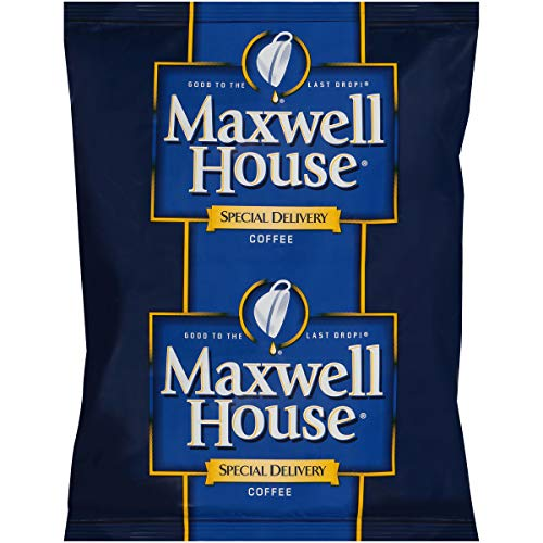 Maxwell House Special Delivery Coffee, 1.2 oz. Single Serve Bags (Pack of 42)