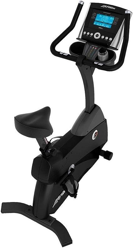 Life Fitness – Bicicleta estática C3 con consola GO: Amazon.es ...