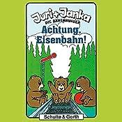 Achtung, Eisenbahn! (Juri und Janka - Die Bärenkinder 3) | Stephanie Schäfer, Tim Thomas