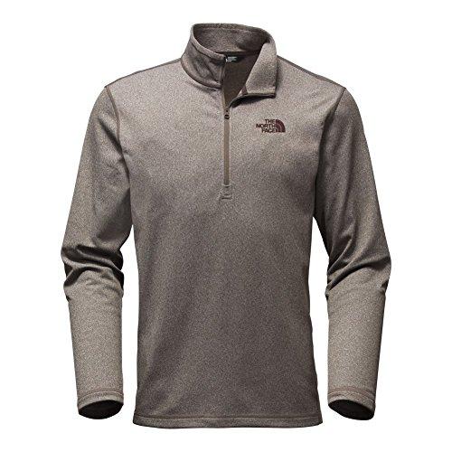 Brown 1/4 Zip Sweater - 6