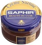 Saphir Shoe Cream 50ml Jar Brown