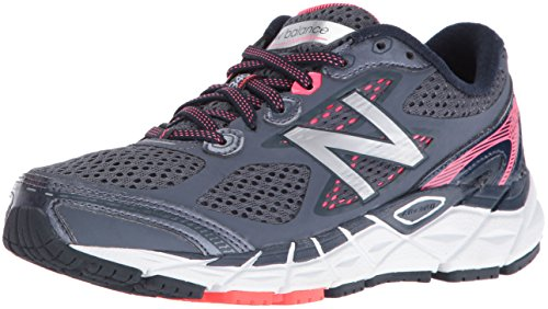 New Balance Women's w840v3 Running Shoes, Thunder, 9 D US
