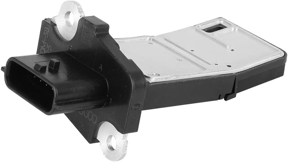 X AUTOHAUX Car Vehicle MAF Mass Air Flow Meter Sensor 22680-7S000 5 Pins for Nissan Infiniti Suzuki