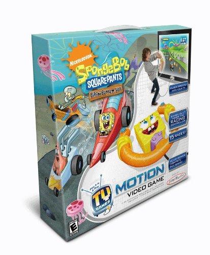 (TV Games - SpongeBob Motion Video Game)