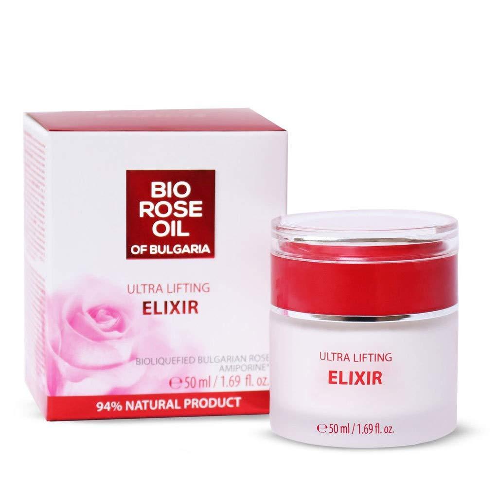 Ultra Lifting Elixir Bio Rose Oil of Bulgaria