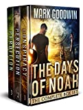 img - for The Days of Noah, The Complete Box Set: A Novel of the End Times in America book / textbook / text book