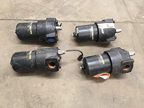 Parker Hannifin Hydraulic Fluid Filter (Lot of 4) 38P-1-05Q-B3-16122 from Parker Hannifin Corporation