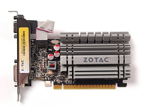 ZOTAC GeForce GT 730 Zone Edition 4GB DDR3 PCI Express 2.0 x16 (x8 lanes) Graphics Card (ZT-71115-20L) by ZOTAC (Image #1)